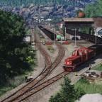 [TpF1] ÖBB 2067 on the shunting yard near coal mine