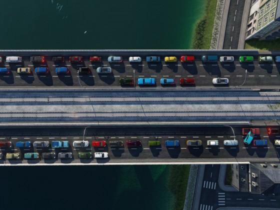 Paris Traffic... Really bad