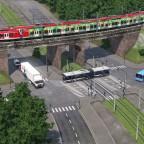 Irgendwo am S-Bahn-Ring Freifeld