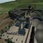 WIP : großes BW für Dampf- und Dieselbetrieb