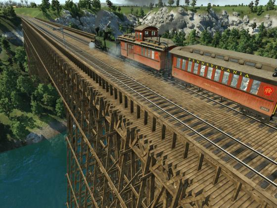 My Favorite wooden Bridge 3