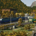 [TpF1] Small station at south-western Ukraine
