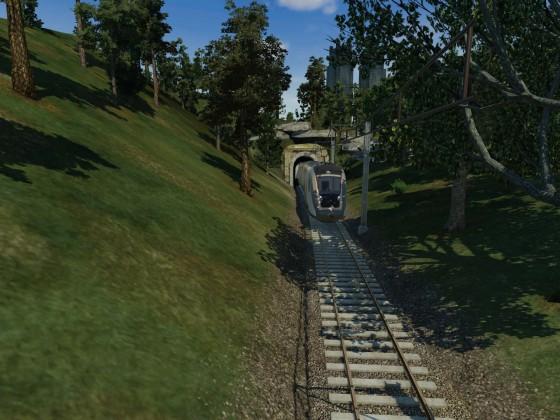 Tunnelportal III