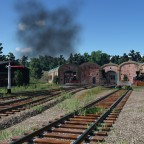 Train depot, USA 1850s #2