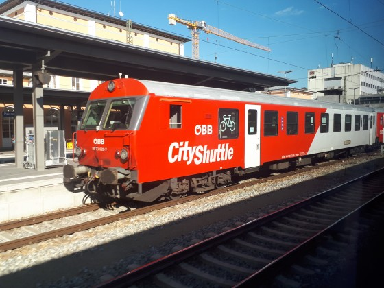 CityShuttle in Passau