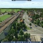 Die Gleiserweiterungen soll die KI hindern zu bauen