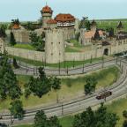 Festungsbahn auf den Festungsberg