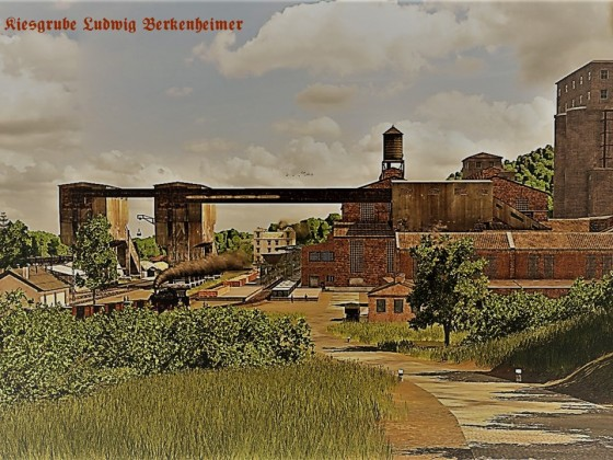 Schotter- & Kiesgrube Ludwig Berkenheimer (SKLB)