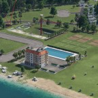Das Hotel Leuchtturm