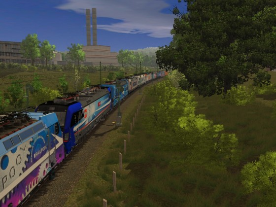 hoerdassignalberlin. TRAINZ Screenshots!
