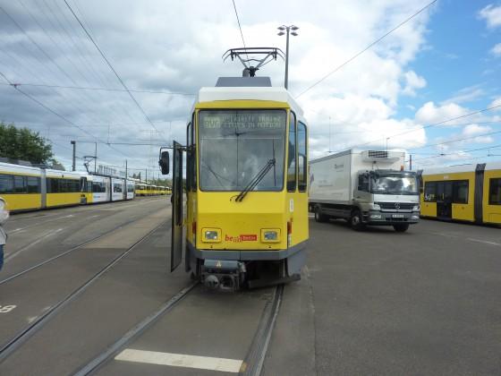 Unser Fahrzeug vom Cities in Motion Teffen