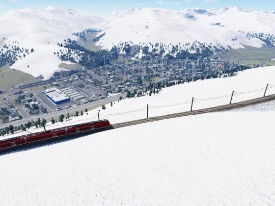 Hoch Alpen Express