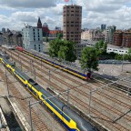 Bahnhofsvorfeld Amsterdam Centraal