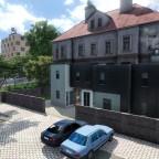 Parkplatz Nische