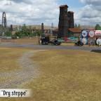 Ölfeld Dry steppe