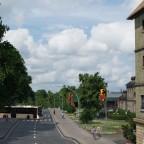 Blick auf die BHF Strasse