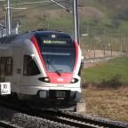 SBB Rabe 523 012 als S2 nach Baar Lindenpark