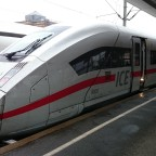 ICE 4 - (Hannover Hbf)