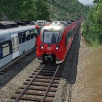 Deutsch-Österreichischer Grenzverkehr zwischen Urnshausen am Deckensee und Holzberg in Österreich