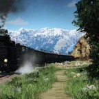 [TpF1] BBÖ 170 on the mountain express run