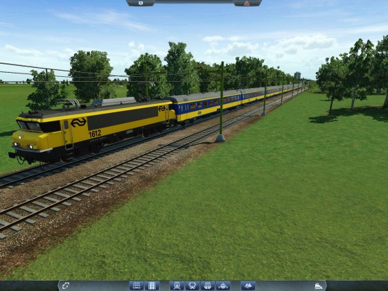 NS 1612 on it's way Julianadorp