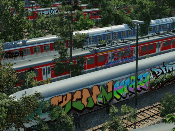 Alte DB-Schätze