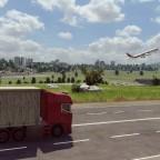 Logistics in motion