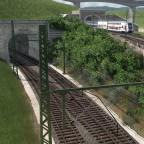 Tunnelportal gebastel