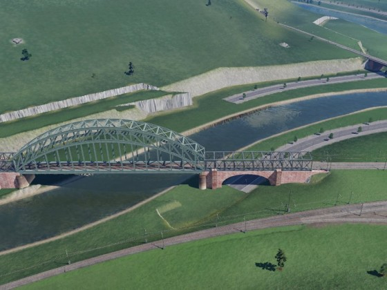 Brücke bei Neustadt