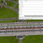 Gut Angeschlossen. Aber wo sind die Züge?!