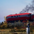 [TpF1] Old railway yard in Lithuania #3