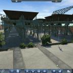 Kohle Verlade Station 4 spurig_4
