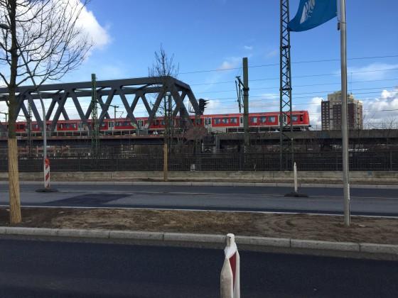 Erweiterung der U4 in Hamburg