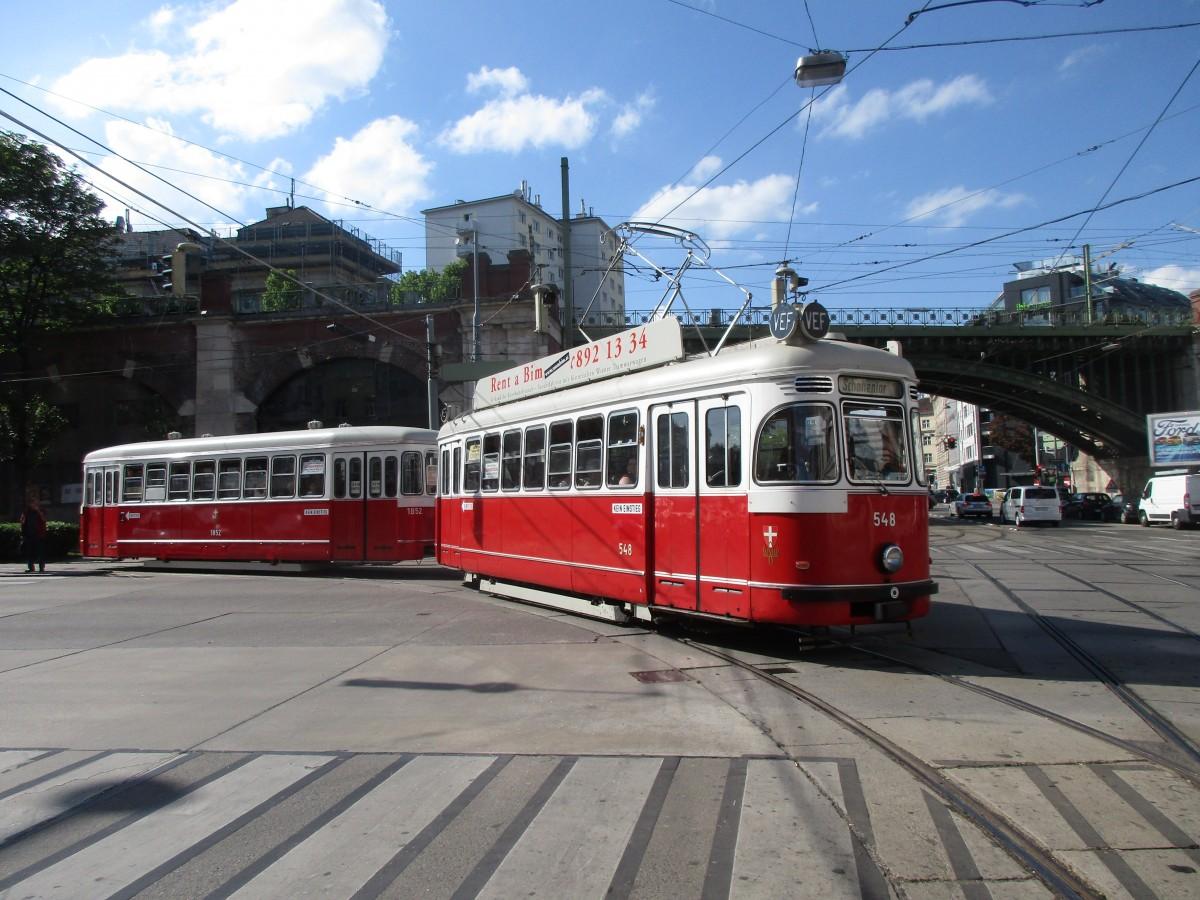 Tramwaytag Wien 2017