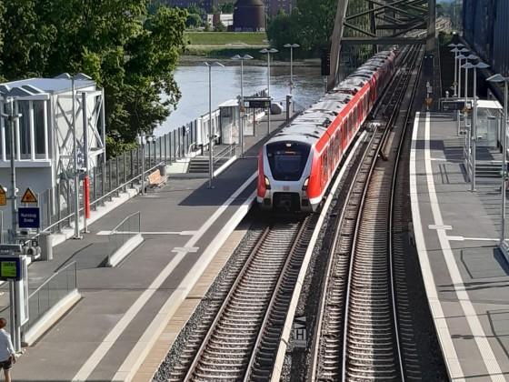 Mein erstes mal in Hamburg