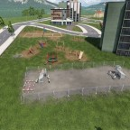 Spielplatz Klippenfels
