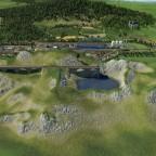 Planung und Bau der Alpinstrecke