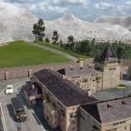 Mit dem Ringzug zum Schloss