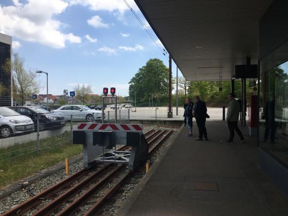 DSB - Sønderborg Station
