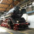 BR03 im Bahnpark Augsburg