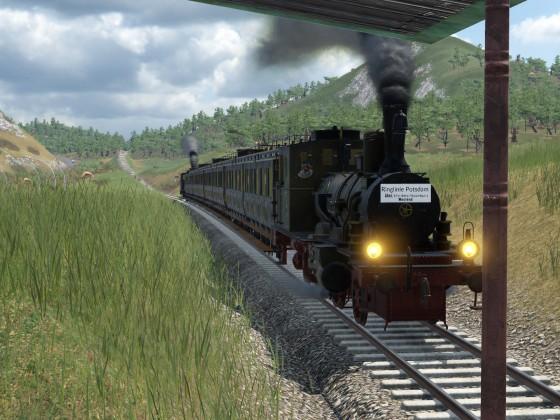 Preußische T5.1 unterwegs