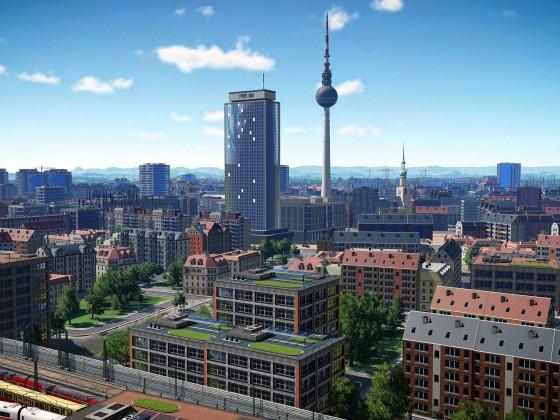 Berlin (Baufortschritt ca 65%)