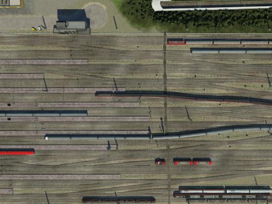 """Google Earth Kopfbahnhof """"Freileben"""" 2"""