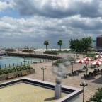 Aufwertung der Hafenpromenade