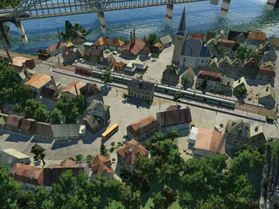 Hohenfels Altstadtinsel