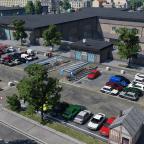 Südbahnhof P&R