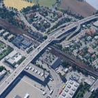 Heerenbrück von oben