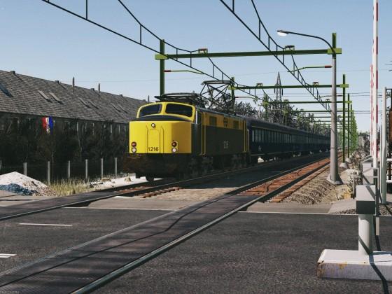 Trainspotting NS 1200