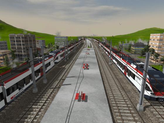 Überholbahnhof