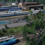 Depot in Ukraine, late 90s #7